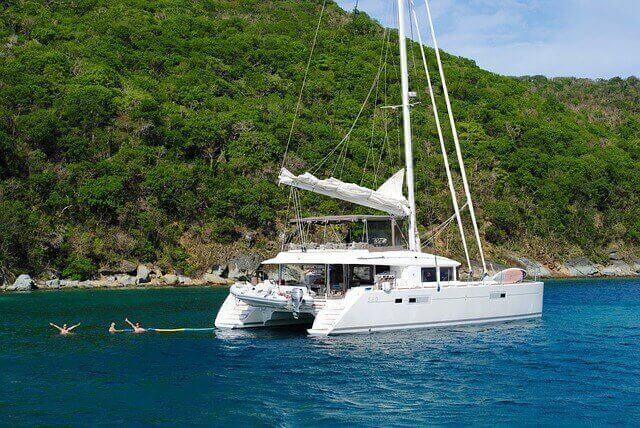 Catamaran in de Caraïben, Caraïbische eilanden